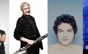 "Yaron HERMAN Duo ""Everyday"" & Friends : -M-, Michel PORTAL, Bastien BURGER et Ziv RAVITZ"