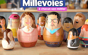 """""""La Famille Millevoies, à chacun son métier ! """""""