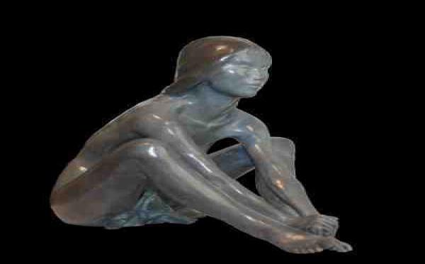 La galerie Bouillon d'art présente les œuvres de Véronique GUINARD