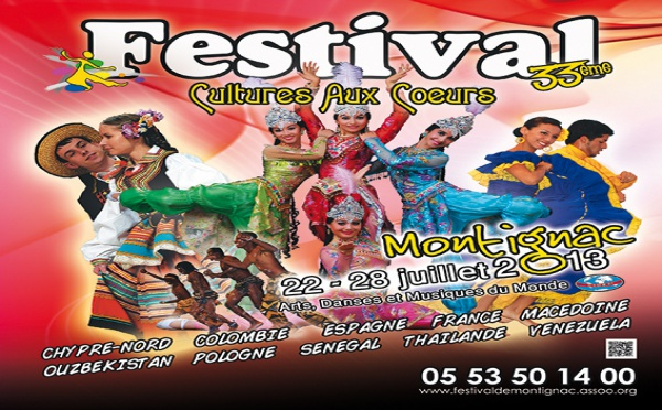 33e Festival de Montignac