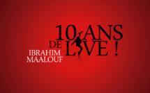 Ibrahim Maalouf coffre 10 ans de Live
