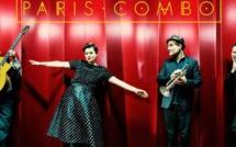 Paris Combo présente l'album Tako Tsubo
