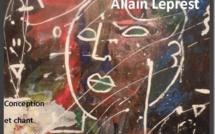 Concert « Allain Leprest à L'Improviste »