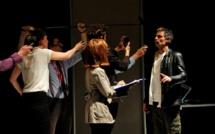 Pale Blue Dot, une histoire de WikiLeaks au théâtre de Villefranche