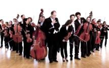 Orchestre des Pays de Savoie au théâtre de Villefranche