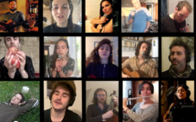 45 artistes confinés reprennent La Tendresse de Bourvil en vidéo