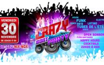 Vendredi 30 Novembre soirée Crazy Boat Party @ Nix Nox !