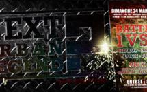 Battle Hip Hop Next Urban Legend 2013 / Dimanche 24 Mars