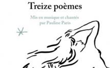 Pauline Paris affole les sens avec Treize Poèmes de Renée Vivien