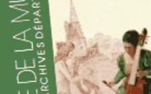 Fête de la musique aux Archives départementales   À La Rochelle.
