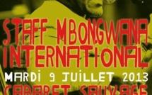 STAFF MBONGWANA INTERNATIONAL