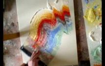Exposition du peintre abstrait François ARNAUD à Arles