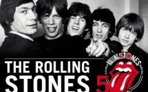 Après Londres et New York, l'exposition Rolling Stones 50th arrive à Paris
