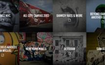 L'art de la rue s'invite sur le Web