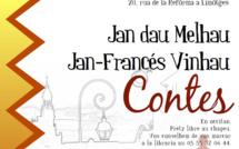 Veillée-conte avec Jan dau Melhau et Jean-François Vignaud