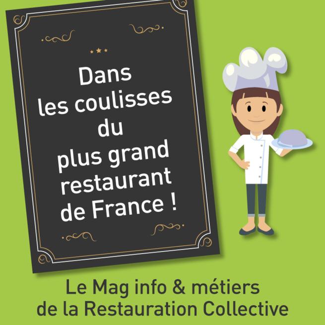 """""""Dans les coulisses du plus grand restaurant de France!"""""""